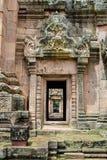 Khmer Architectuur Royalty-vrije Stock Foto