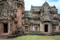 Khmer Architectuur Royalty-vrije Stock Fotografie