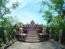 Khmer-Architektur Lizenzfreie Stockbilder