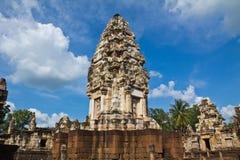 Khmer art sanctuary in Thailand Stock Images