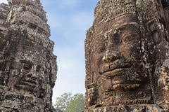 Khmer civilization Stock Photography
