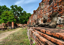 Khmer cultural sites Royalty Free Stock Images