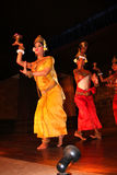 Khmer dance Stock Image