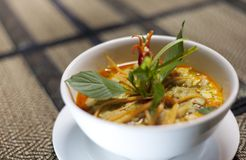 Khmer Food Stock Image