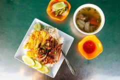 Khmer Food Royalty Free Stock Image