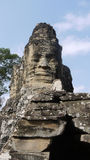 Khmer Head Royalty Free Stock Image
