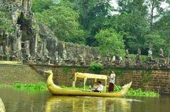 Khmer Huwelijk stock foto