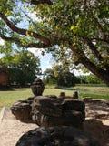 Khmer kasztel obraz stock