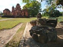 Khmer kasztel zdjęcia royalty free