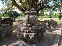 Khmer kasztel zdjęcie royalty free