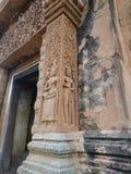 Khmer kasztel fotografia stock