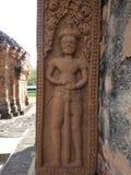 Khmer kasztel obrazy royalty free