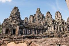 Khmer Prasat Bayon Royalty Free Stock Photos