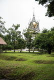 Khmer Rogue Genocide Graves Stock Images