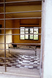 Khmer Rouge prison- Cambodia Stock Photos