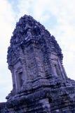 Khmer ruins- Angkor Wat, Cambodia. Royalty Free Stock Images