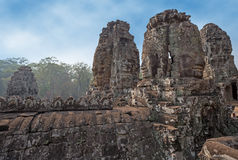 Khmer ruins Stock Photo