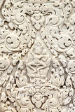 Khmer stone carving Royalty Free Stock Photos