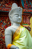 Khmer style goddess statue Royalty Free Stock Photography