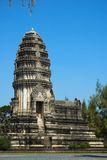 Khmer Temple. Stock Photo