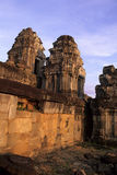 Khmer temple, Angkor-Cambodia Royalty Free Stock Images