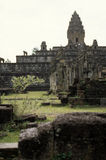 Khmer temple, Angkor-Cambodia Royalty Free Stock Photography