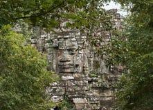 Khmer temple detail Stock Photo
