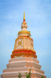Khmer temple in Mekong Delta, Vietnam Royalty Free Stock Images