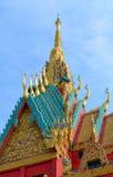 Khmer temple in Mekong Delta, Vietnam Stock Photo