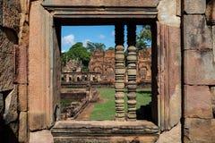 Khmer Temple Prasat Mueang Tam Royalty Free Stock Image