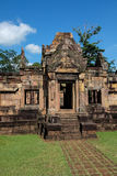 Khmer Temple Prasat Mueang Tam Stock Images