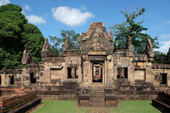 Khmer Temple Prasat Mueang Tam Stock Photo