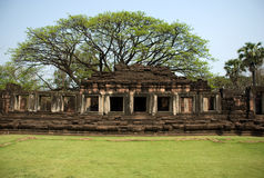 Khmer temples Royalty Free Stock Photography