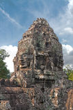 Khmer tower Stock Image