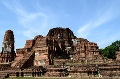 Khmer tower Royalty Free Stock Photography