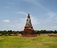 Khmer tower Royalty Free Stock Photos