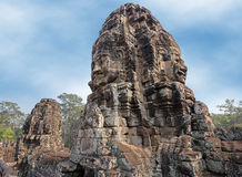 Khmer towers Stock Images