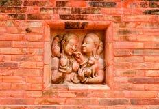 Khmerarchitektur. Stockfoto