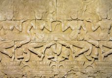 Khmerkunst Lizenzfreie Stockbilder