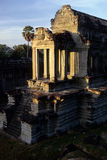 Khmertempel Angkor Wat Ruinen, Cambodi Lizenzfreies Stockbild