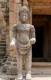 Khmertempeldetail stockbilder