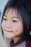 Khmu Girl. Royalty Free Stock Image