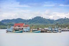Kho张-传统的泰国 免版税库存图片