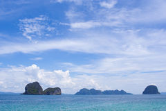 Kho ngai island Stock Photography