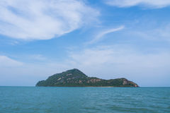 Kho Ram海岛在泰国 免版税库存图片