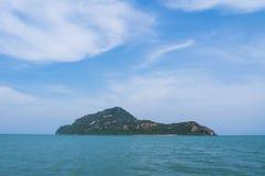 Kho Ram Island i Thailand Royaltyfria Bilder
