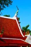 Kho samui bangkok   thailand incision of roof. Kho samui bangkok in thailand incision of the buddha gold  temple Stock Photo