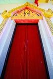 Kho samui bangkok  thailand incision of   temple Royalty Free Stock Photos