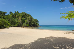 Khoa Lak Beach Stock Image