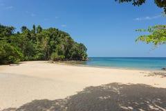 Khoa Lak plaża Obraz Stock